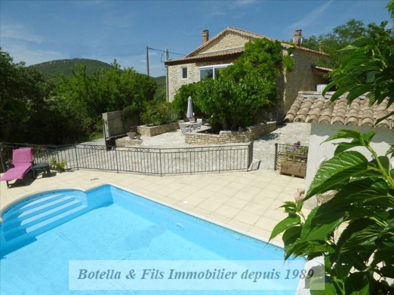 Vente maison / villa Barjac 309900€ - Photo 1