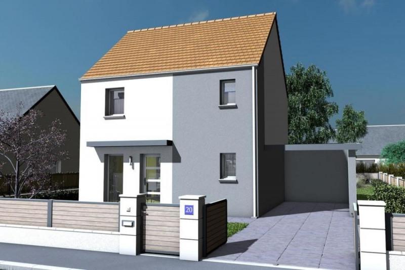 Maison  4 pièces + Terrain 656 m² Châteauneuf-sur-Sarthe par maisons PRIMEA