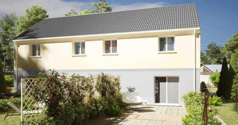 """Modèle de maison  """"Modèle de maison 9 pièces"""" à partir de 9 pièces Essonne par Maison pierre"""