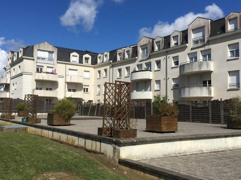 Rental apartment Villers cotterets 420€ CC - Picture 1