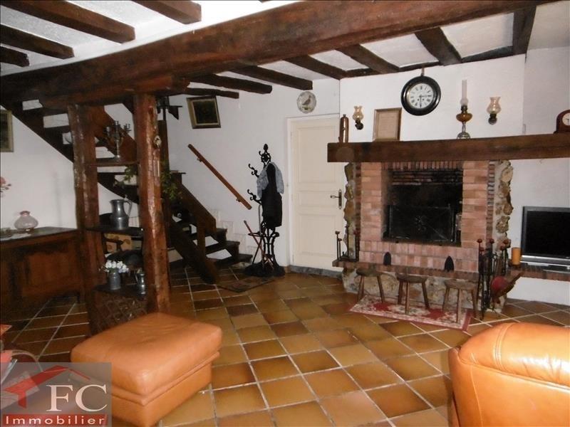 Vente maison / villa Fortan 123300€ - Photo 4