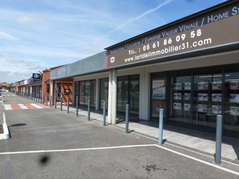 Alquiler  local Aussonne 600€ HT/HC - Fotografía 1