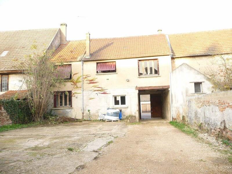 Vente maison / villa St jean de losne 75000€ - Photo 1