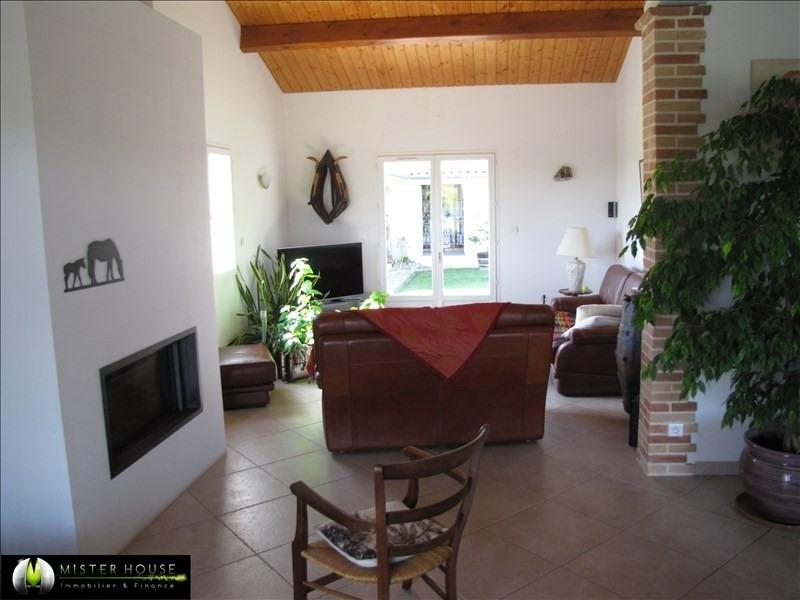 Vente maison / villa Monclar de quercy 355000€ - Photo 4