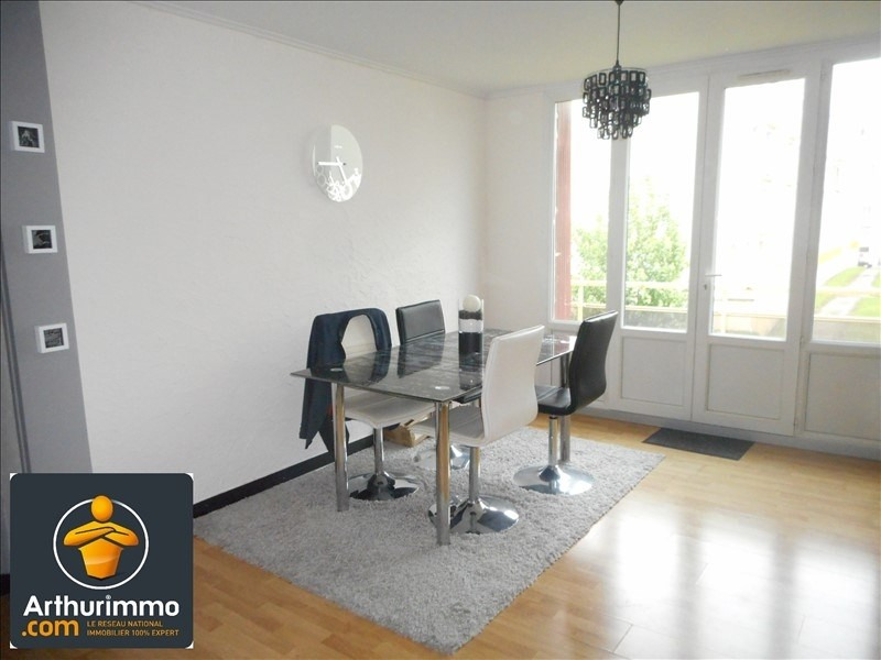 Vente appartement Fecamp 86 000€ - Photo 1