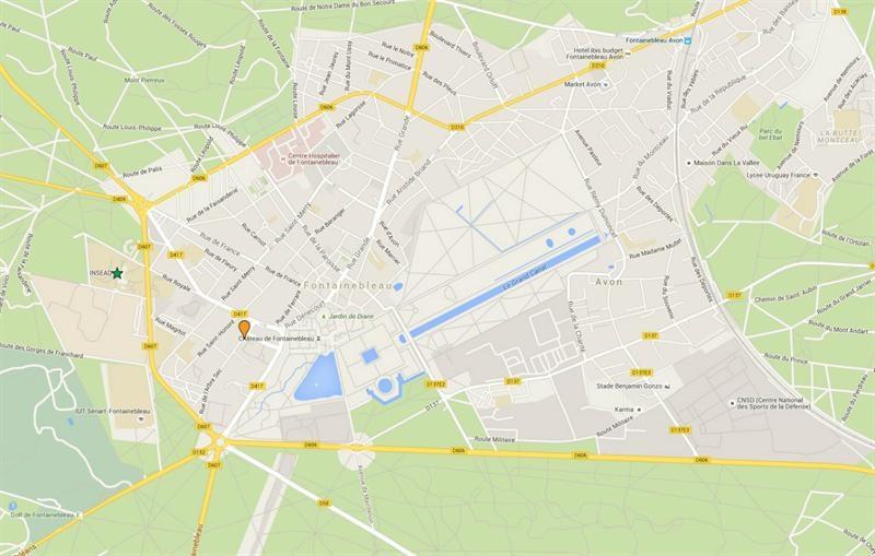 Location appartement Fontainebleau 950€ CC - Photo 22
