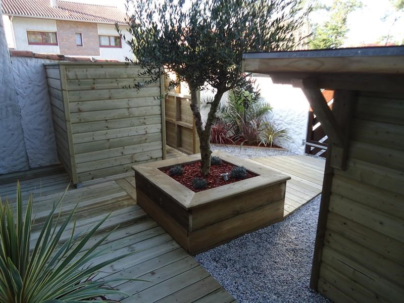 Location vacances maison / villa Capbreton 570€ - Photo 12