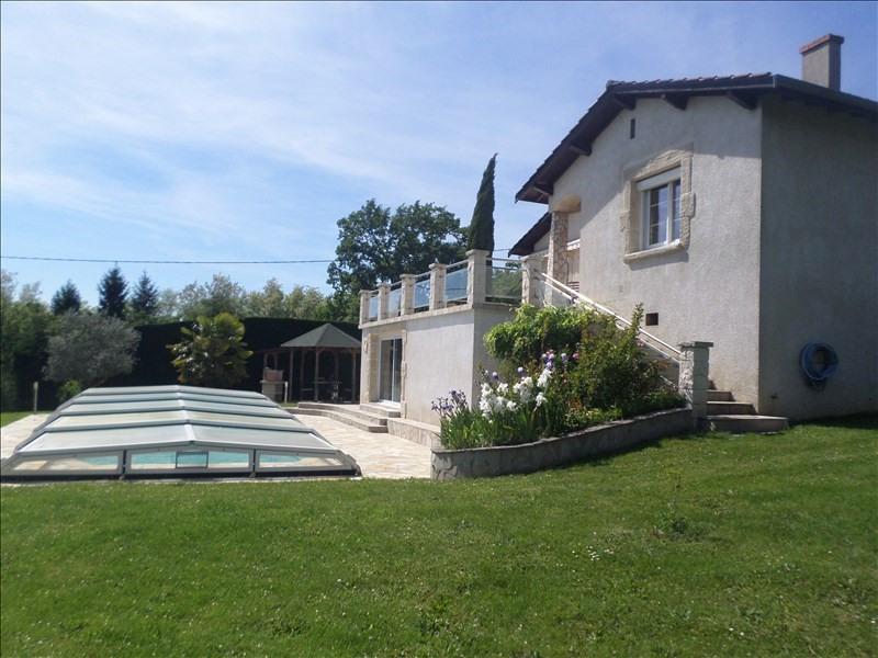 Vente maison / villa Vernioz 405000€ - Photo 1