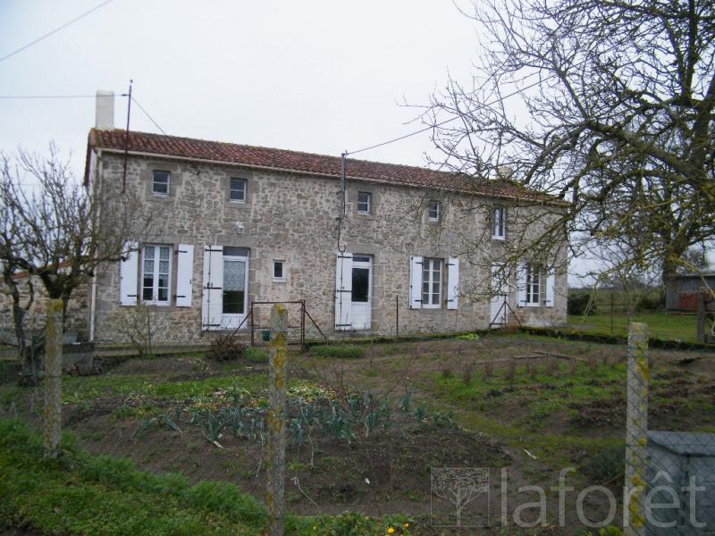 Sale house / villa Saint aubin des ormeaux 106600€ - Picture 1