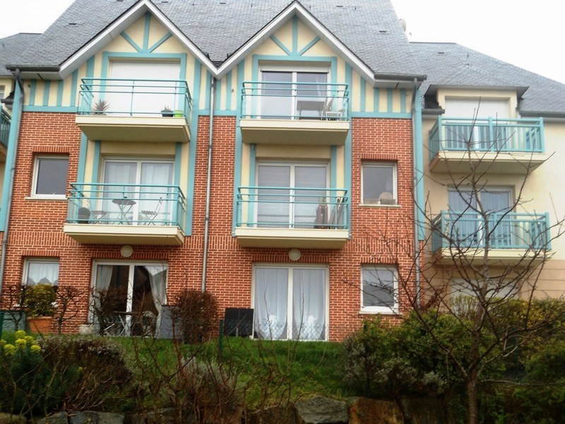 Verkoop  appartement Touques 118800€ - Foto 1
