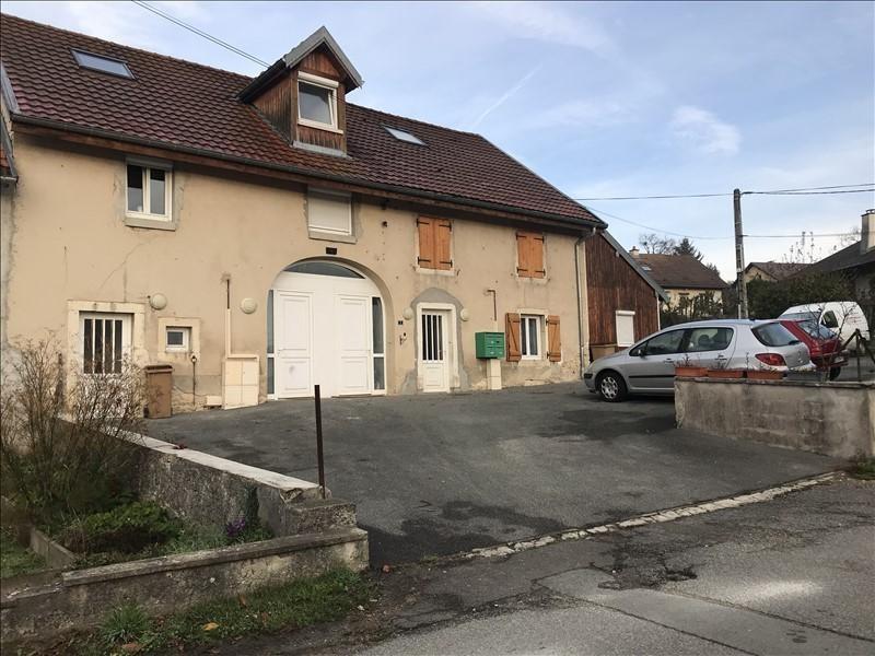 Verkoop  flatgebouwen Abbevillers 263000€ - Foto 1