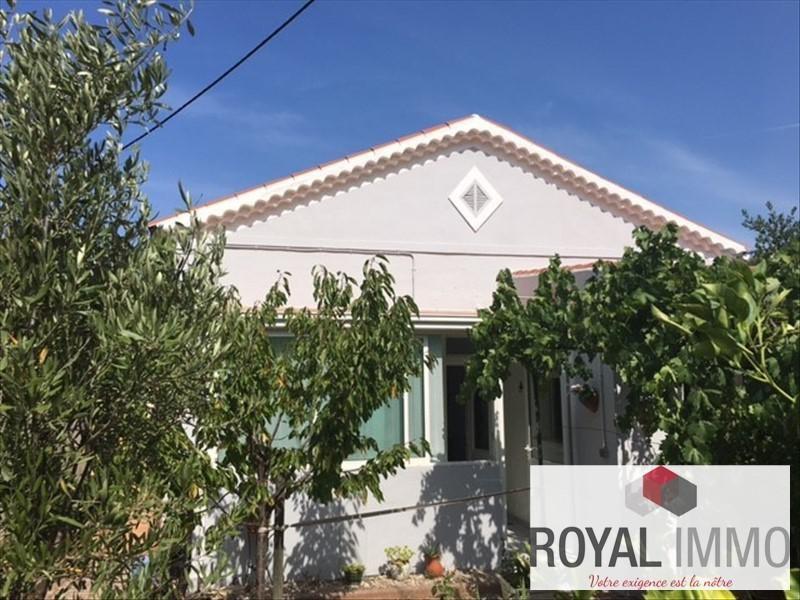 Sale house / villa Toulon 262500€ - Picture 1