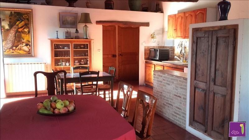 Vente de prestige maison / villa Goudargues 505000€ - Photo 4