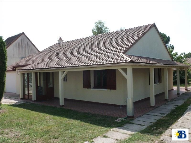 Vente maison / villa Chatellerault 153700€ - Photo 1