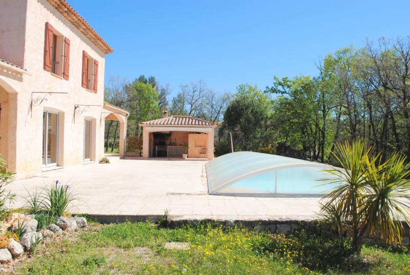 Vente maison / villa Canton de fayence 575000€ - Photo 8