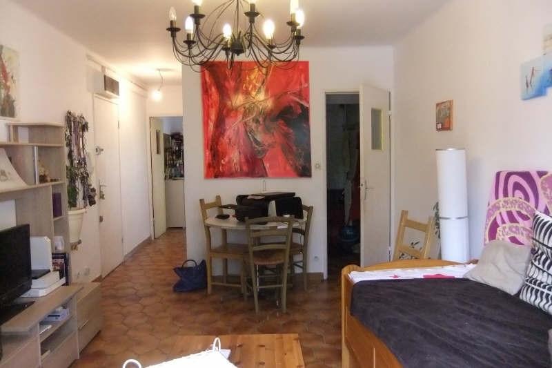 Sale apartment Sete 117000€ - Picture 1