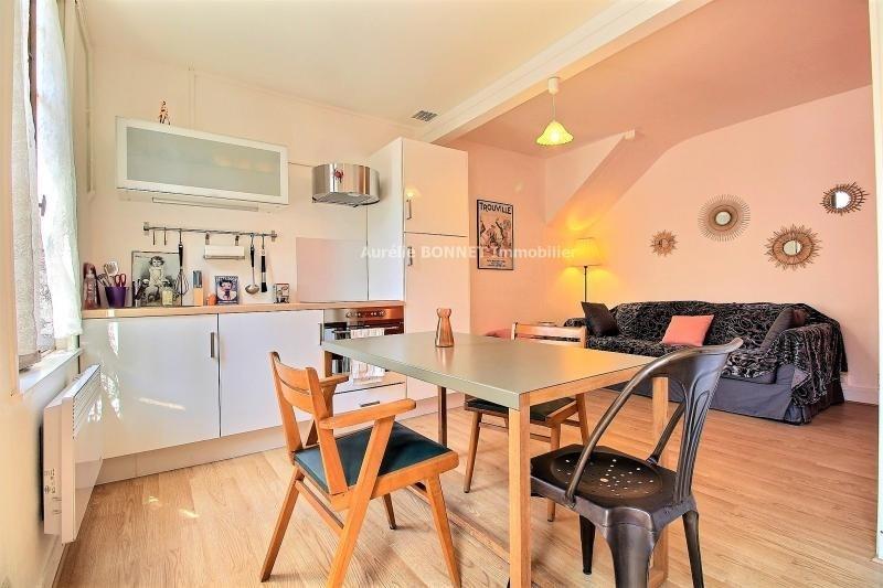Vente appartement Trouville sur mer 135000€ - Photo 3