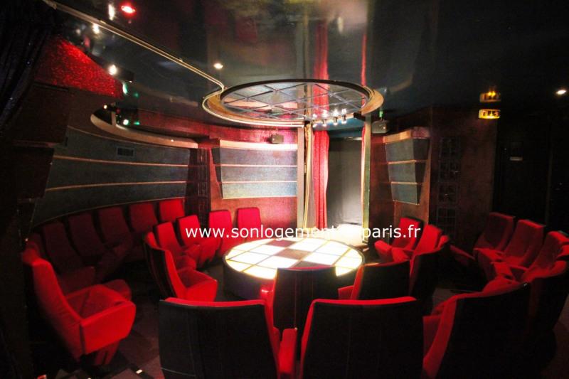 Commercial property sale shop Paris 9ème 184000€ - Picture 1