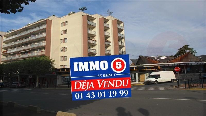 Vente appartement Gagny 143000€ - Photo 1