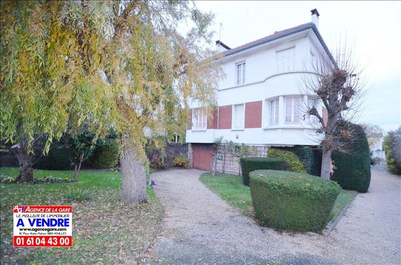 Sale house / villa Houilles 652000€ - Picture 1