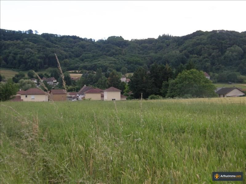 Vente terrain Vignieu 75 000€ - Photo 2