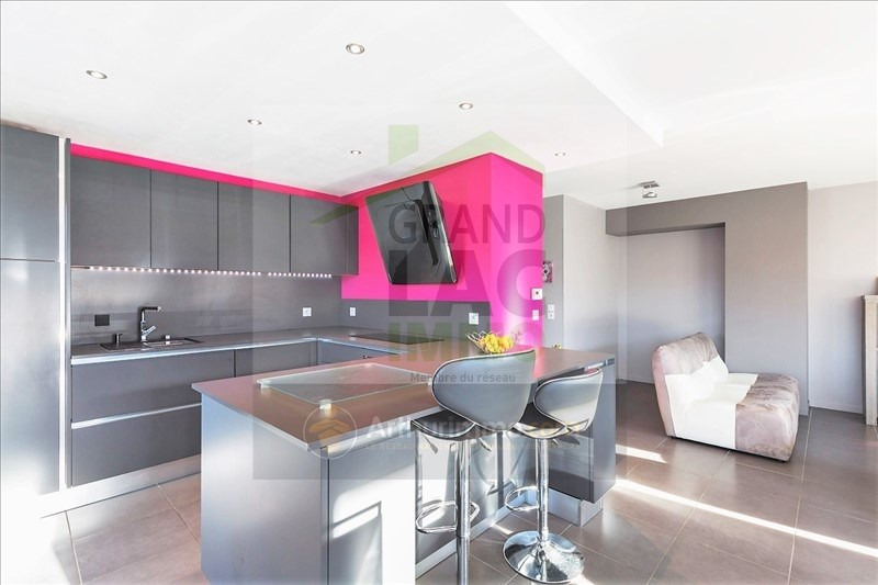 Vente de prestige appartement Tresserve 620 000€ - Photo 4