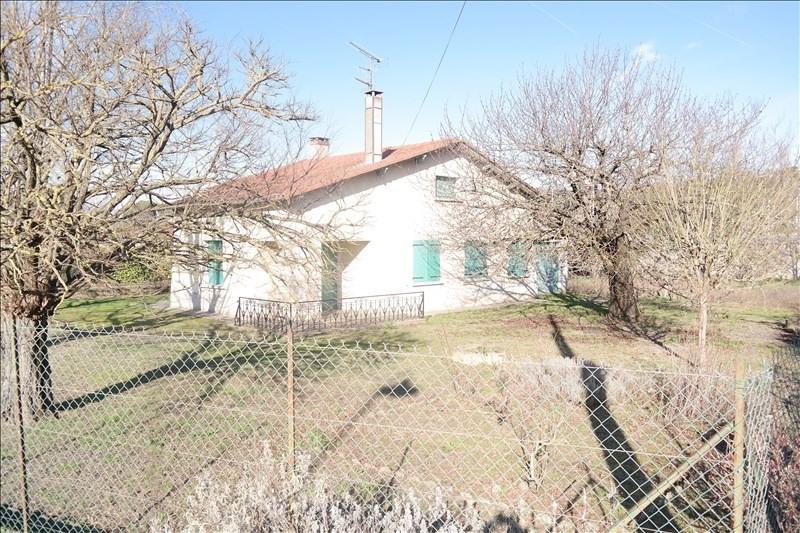 Vente maison / villa Grisolles 178080€ - Photo 1