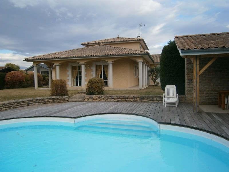 Revenda residencial de prestígio casa Vienne 595000€ - Fotografia 1