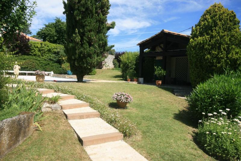 Vente maison / villa Meschers sur gironde 493500€ - Photo 10