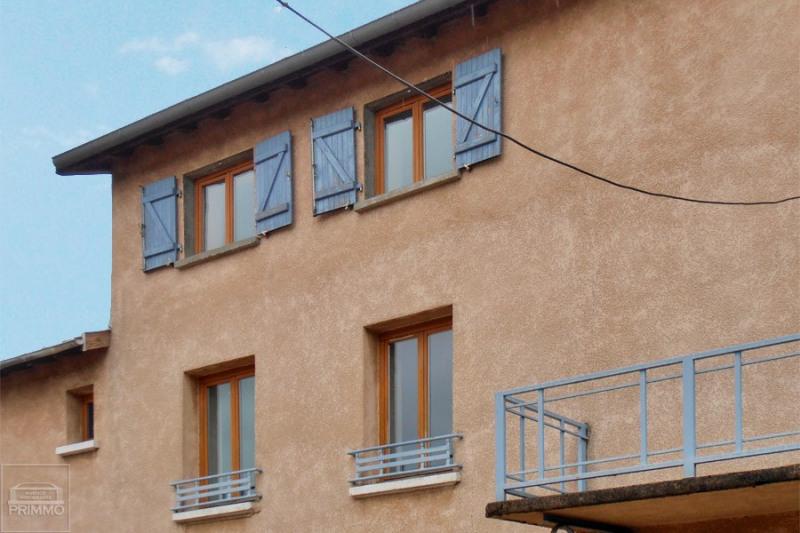 Rental apartment Civrieux d'azergues 466€ CC - Picture 5