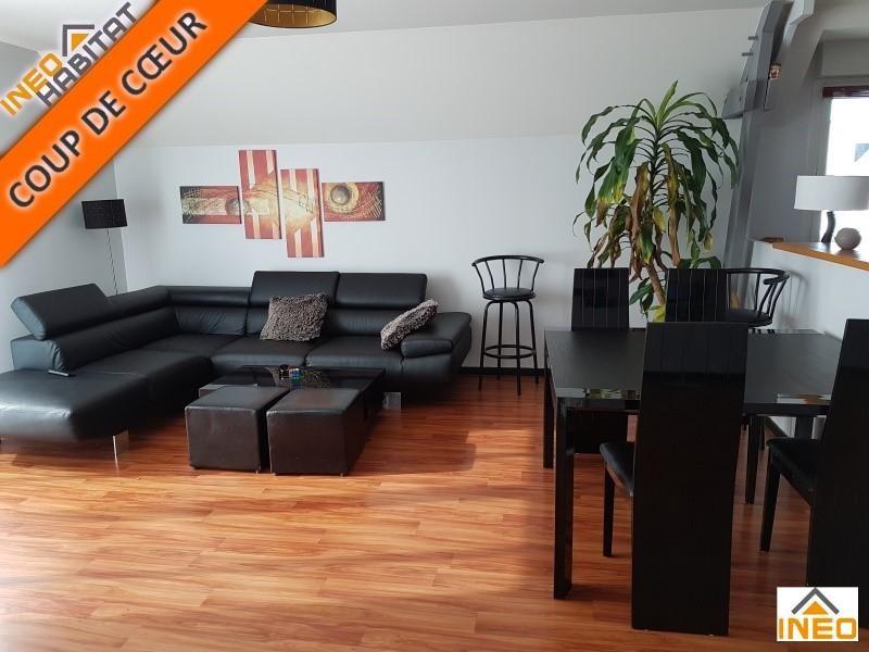 Vente appartement Geveze 175350€ - Photo 1