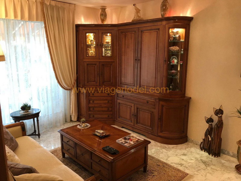 Life annuity apartment Nice 140 000€ - Picture 6