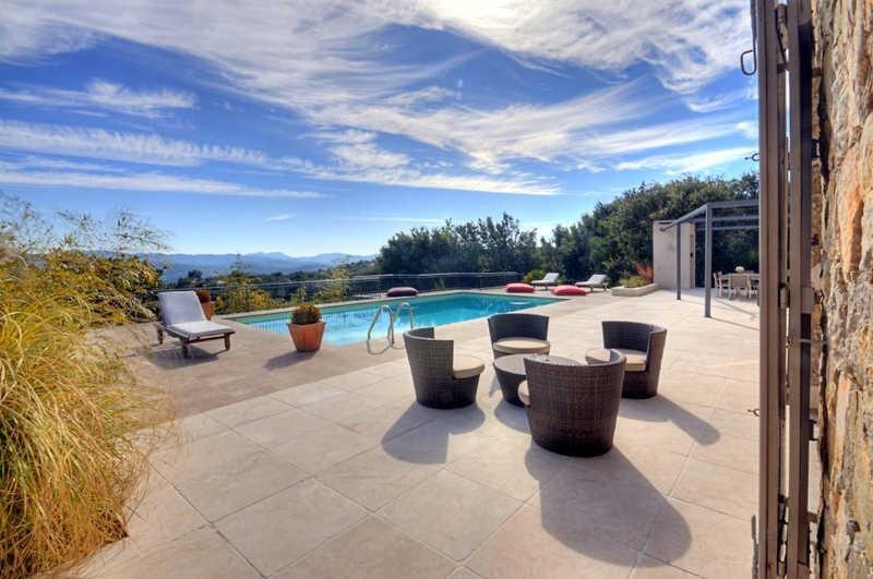 Verkauf von luxusobjekt haus Montauroux 1290000€ - Fotografie 6