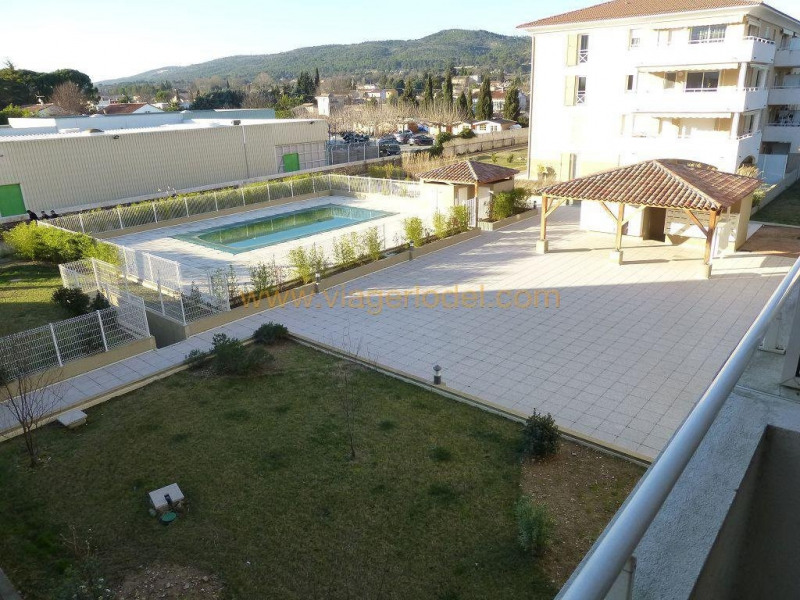 apartamento Brignoles 43000€ - Fotografia 1