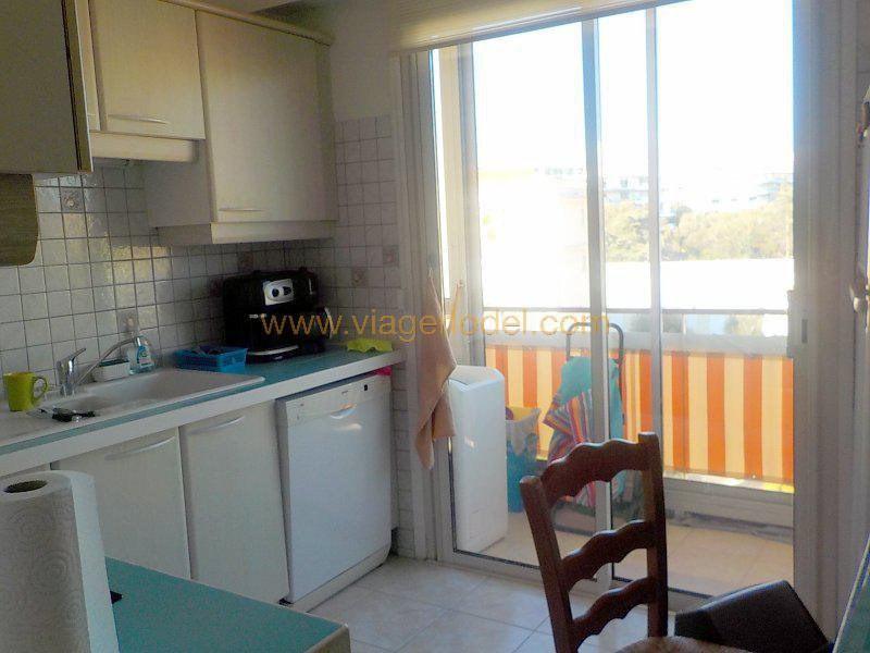 Vitalicio  apartamento Juan-les-pins 120000€ - Fotografía 4