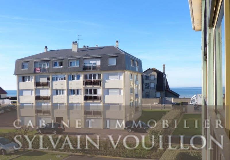 Vente appartement Villers sur mer 107000€ - Photo 1