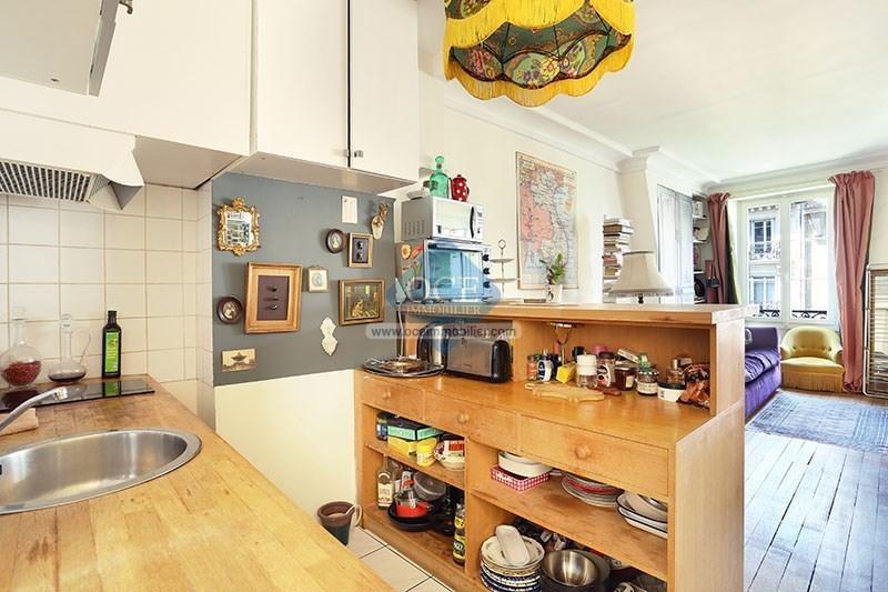 Sale apartment Paris 4ème 600000€ - Picture 2