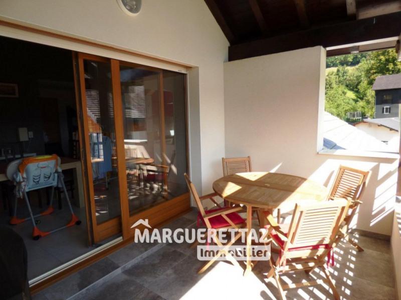 Sale apartment Mieussy 368000€ - Picture 12