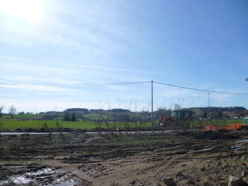 Vente terrain St laurent de chamousset 80000€ - Photo 1