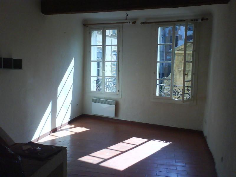 Rental apartment Aix-en-provence 525€ CC - Picture 1