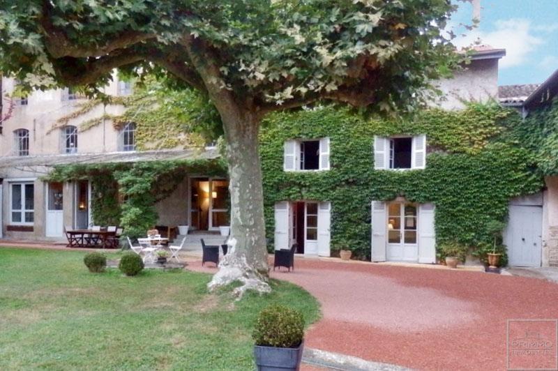 Deluxe sale house / villa Guereins 680000€ - Picture 2
