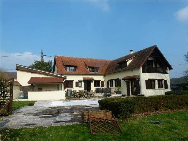 Vente maison / villa Conde sur vesgre 470000€ - Photo 1