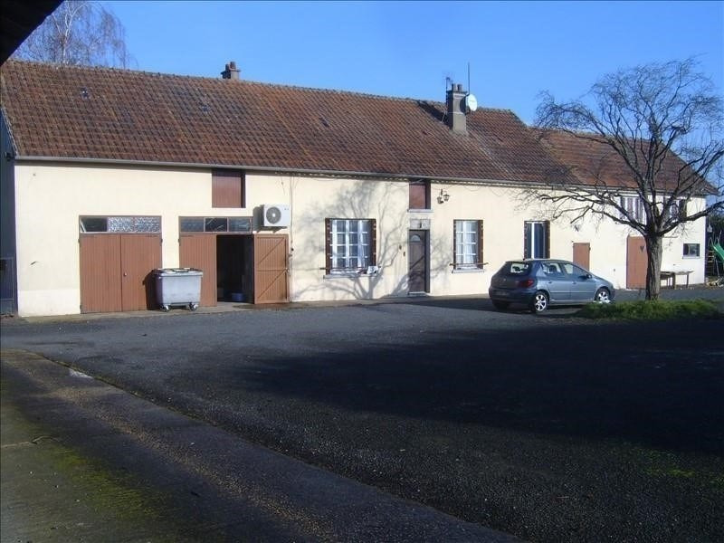 Sale house / villa Villeneuve sur yonne 149 750€ - Picture 1
