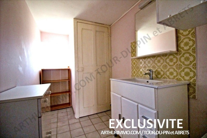 Investment property house / villa Les abrets 149000€ - Picture 4