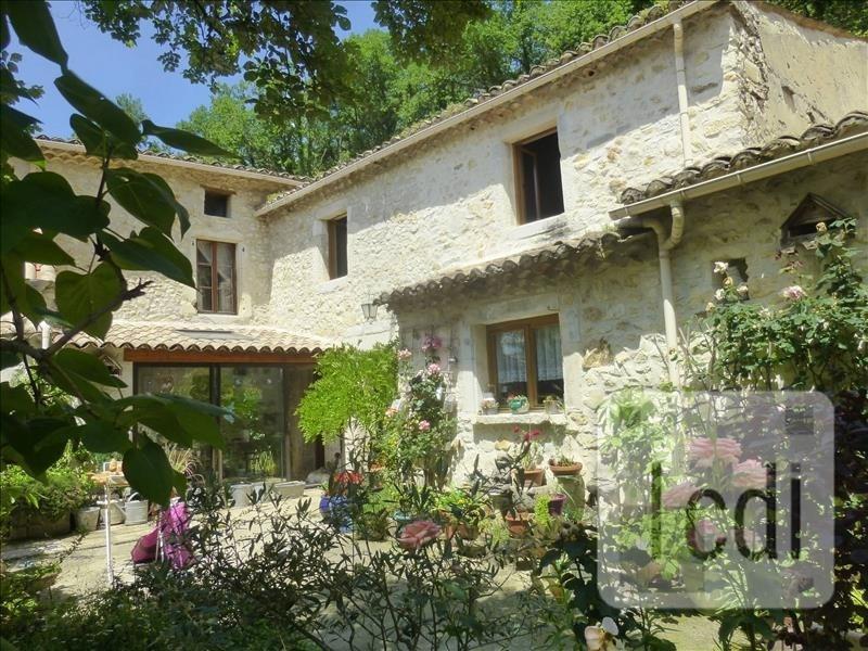 Vente maison / villa Savasse 480000€ - Photo 1