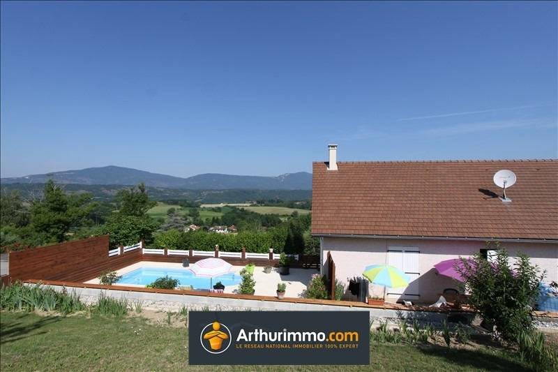 Vente maison / villa Belley 240 000€ - Photo 2