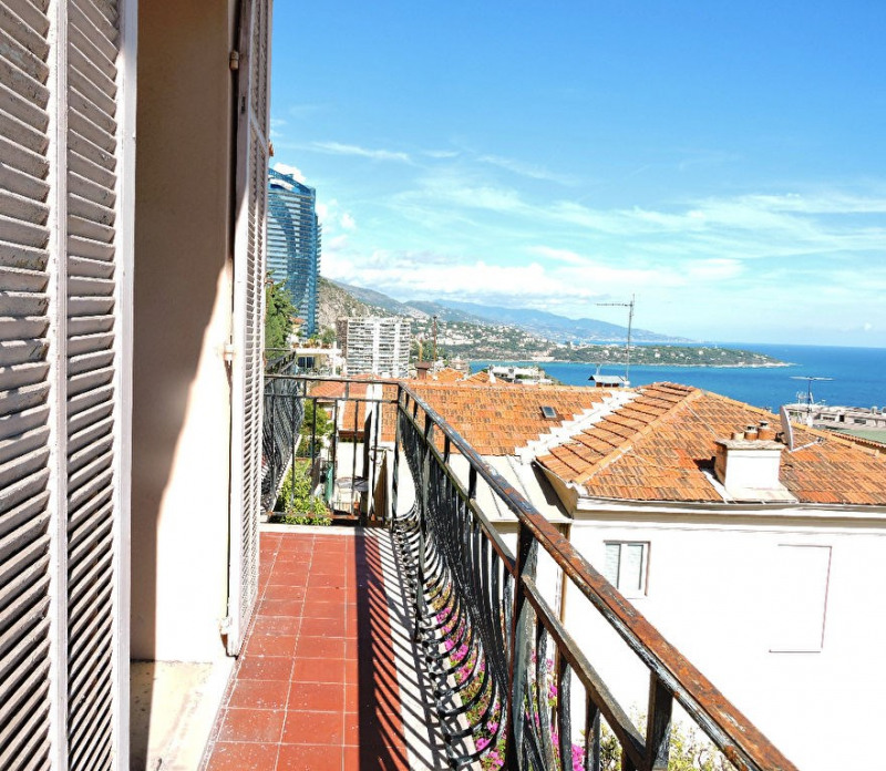 Sale apartment Beausoleil 1200000€ - Picture 2