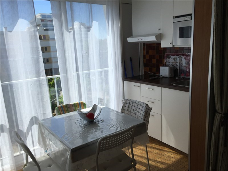 Rental apartment La grande motte 550€ CC - Picture 2