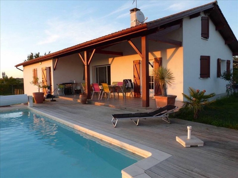 Venta  casa St palais 323000€ - Fotografía 1