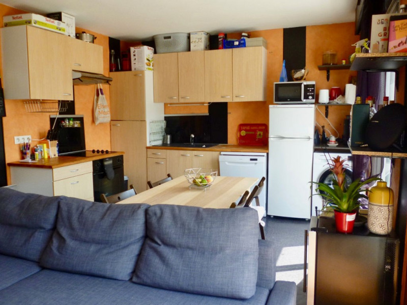Sale apartment Nantes 135 000€ - Picture 2